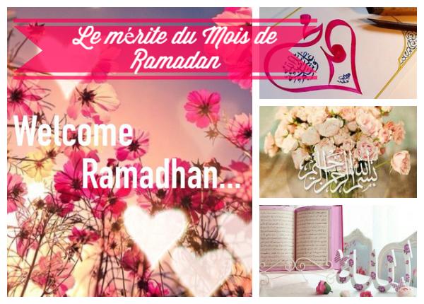 mérite ramadan