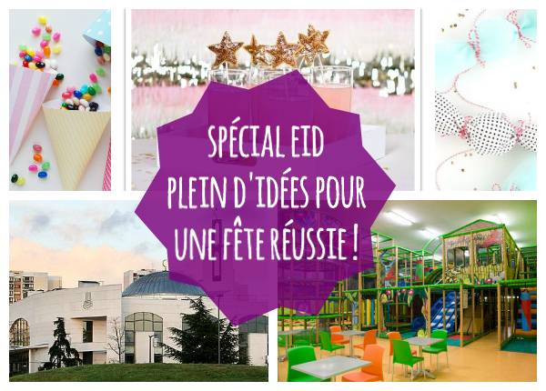 Sp 233 Cial Eid Diy Et Id 233 Es D Activit 233 S Enfants Supports