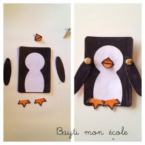 Activité pingouin